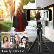 Bluetooth Phone Selfie Stick Tripod Smartphone Holder For Iphone For Huawei New