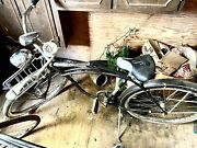 1950s Schwinn And 1950s Warrior Bicycles Lot Of 2