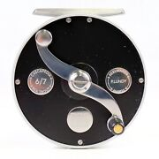 Hardy Cascapedia Reel - All Sizes - Free Line And Backing - Free Shipping