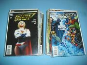 Lot Of 55 Justice Society Of America 9-54 All Vf/nm Dc 2006 Series Set Run 2450
