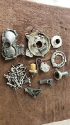 Yamaha Mariner 20 25 Hp Outboard Stator Base Assy F280-64 And Other Parts Lot.