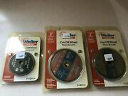 New 7 Pack Forney Coarse Crimped Wire Cup Brush Steel Wheels 1.522.5and6
