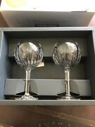 Waterford Crystal Millennium Collection Toasting Goblets Love - Nib