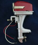 Sea King Unmarked Toy Outboard Dc Vintage Motor