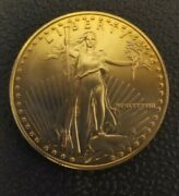 1988 American Gold Eagle 1oz Uncirculated Gorgeous Coin
