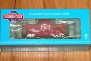 Athearn Roundhouse Rnd 74246 4 Window Caboose Central Railroad Of New Jersey 915