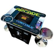Retro Video Game Console Arcade 22 Screen Cocktail Table 60 Game