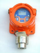 Crowcon Flamgard Plus 0-100 Lel Flameproof Gas Detector Safety Unit