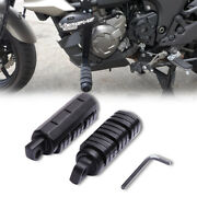 Motorcycle Highway Foot Pegs Rests Pedals For Kawasaki Versys 1000 650 250 800