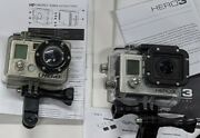 Gopro Hero 3 And Hd Hero1080 With Battery Pack, Mounts, Remote, Accessories