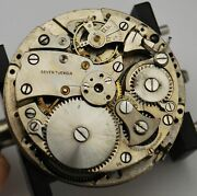 Imhof 8 Day Alarm Clock Movement - Original Spares Parts-choose From List