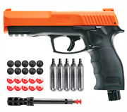 Umarex T4e P2p Hdp .50 Air Pistol W Co2 Tanks And 10x Pepper And 10x Rubber Balls