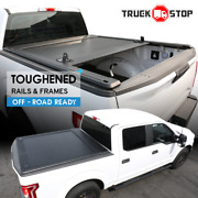 2019-2021 Tacoma 5ft Bed Waterproof Hard Roll Retractable Tonneau Cover Fit Trd