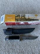 Buck Knives Special B119 - 100 Year Anniversary With Sheath Box Papers And Pin Nos