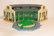 Thomas The Train Wooden Tidmouth Locomotive Shed And Turntable 44367 5 Engine Shop