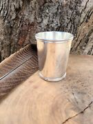 Wakefield Scearce Sterling Silver Mint Julep Cup - Dde - Excellent Condition
