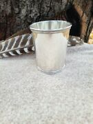 Wakefield Scearce Sterling Silver Mint Julep Cup - Dde - Very Good Condition
