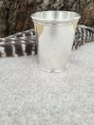 Wakefield Scearce Sterling Silver Mint Julep Cup - Jec - Excellent Condtion