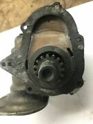 Continental O 470 Starter Adapter A Or J 534964 As Removed