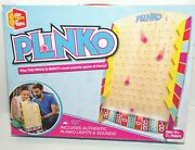 Plinko Game Play The Price Is Right At Home Open Box