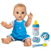 Luvabella Luvabeau Interactive Baby Doll Boy First Edition Tru New In Box
