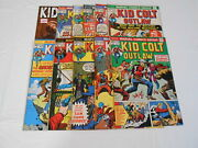 Kid Colt Outlaw 118-181 + 1 One Shot - 6 Issues, Marvel, 1.0 Fr To 8.5 Vf+