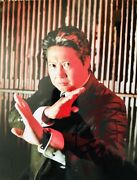 Sammo Hung Signed 8x10 Photo - In Person Proof. Ip Man