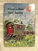 Verily Anderson Signed Letter To Edgar Norfield - Brownies On Wheels - 1st 1966