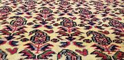 Genuine Late 1915and039s Antique Natural Dyesarmenian Hereke Rug 6and0397andtimes9and0397