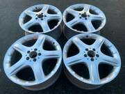 Set Of Oem Mercedes Benz 19x8 Et67 Rims In Good Used Cond Ml And R Class