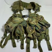 Enhanced Military Lightweight Tactical Load Bearing Vest Specialty Us Army