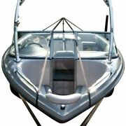 Carver 60008 Boat Cover Straps Support System With Support Pole New