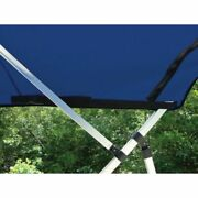 Carver 8ponrcla04 Repl Pontoon Top Canvas Pacific Blue 8and039 New