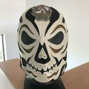 New Japan Pro-wrestling Bushi Over Mask Free Shipping From Japan