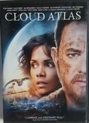 Dvd 2012 Movie Titled Cloud Atlas Starring Tom Hanks And Halle Berry