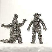 Iron Castle Workshop Metal Series Ultraman And Monsters Set Of 10 F/s From Japan