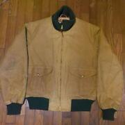 Filson Italy Line Oil Tin Jacket Blouson Outer Menand039s 44 Cotton Style 2967 Used