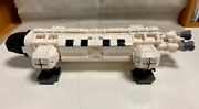 Star Spaceport Space Wars 1999 Eagle The Shuttle Launch Building Blocks Set Kit