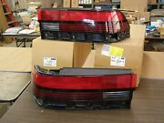 Nos Oem Ford 1990 1991 1992 Probe Tail Lights Lamps Lenses Pair