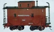 Spectrum By Bachman On30 Caboose 27714 Pennsylvania Interior Lighted