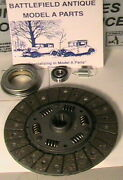 10928-1931 Model A Ford Clutch And Throw-out Bearing Deluxe Tune-up Kit