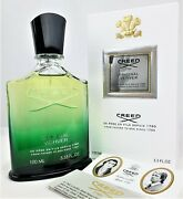 Creed Original Vetiver 100ml New English Version Authentic And Fast Shipping
