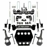 Pro Comp K1174b 5 Suspension Lift Kit With Rear Es9000 Shocks For Colorado New
