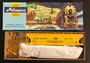 Irvin R. Athearn Special Edition Memorial 55and039 Hopper Ho Train Car Kit