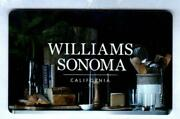 Williams-sonoma Bread And Cheese 2019 Gift Card 0