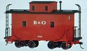 Vintage Spectrum By Bachman On30 27712 Baltimore And Ohio Caboose Nib