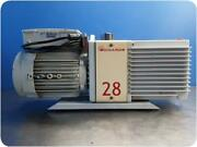 Edwards E2m28 Dual Stage Rotary Vane Mechanical Vacuum Pump /30-day Warranty