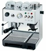 La Pavoni Domus Bar Dmb - Coffee Maker Independent Stainless Steel Espresso M
