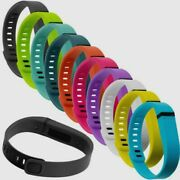 Fitbit Flex Small Adjust Band Replacement Wrist Bands Wristband W/clasps 10 Pack