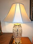 Waterford Crystal House Of Waterford Dublin Doors New Edition 949/1000 Lamp